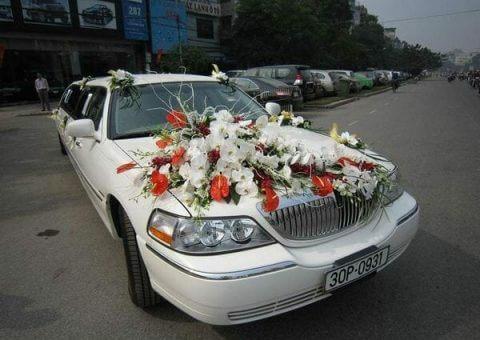 cho thuê xe cưới limousine