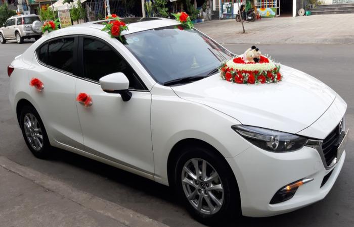Cho Thue Xe Hoa Tphcm Mazda 3