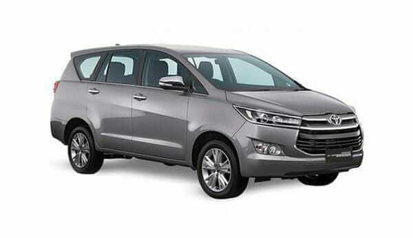 Tổng quan về xe Toyota Innova