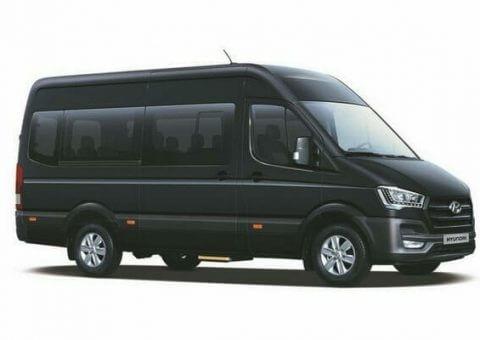 Xe Hyundai 16 chỗ đầy đủ tiện nghi