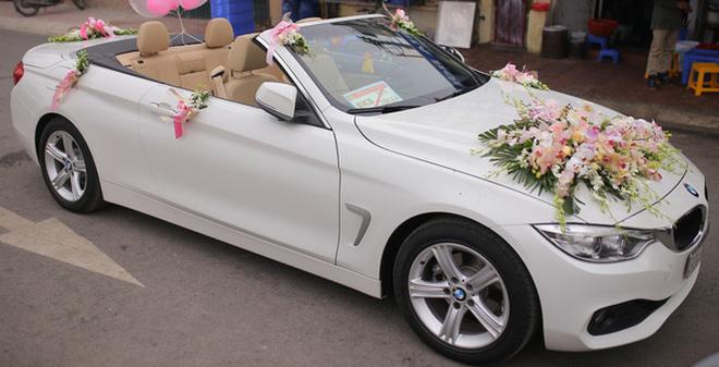 thue xe BMW 335I mui tran
