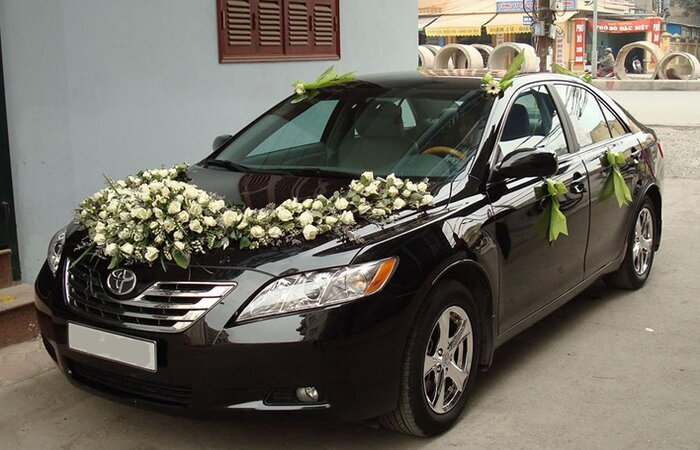 Thue Xe Cuoi Camry