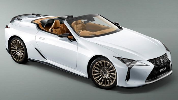 Xe Cuoi Mui Tran Hieu Lexus 1