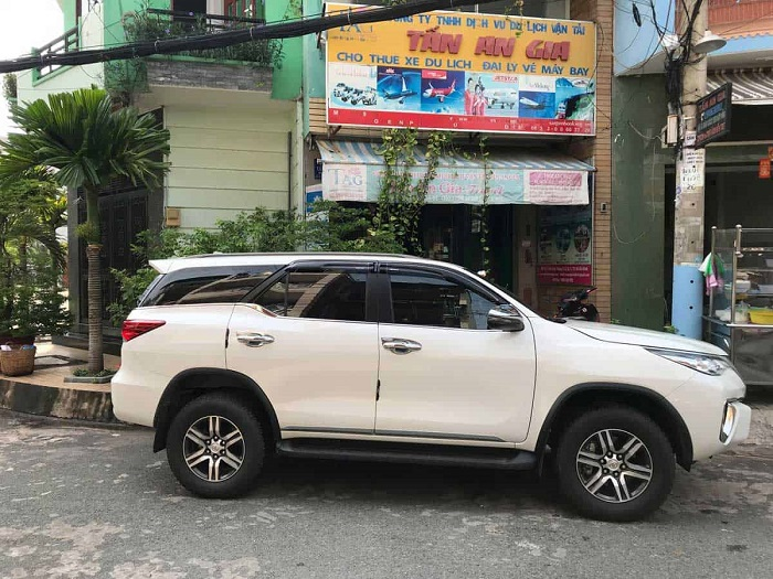 Cho Thue Xe Fortuner 2019