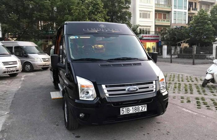 Cho Thue Xe Thang Limousine 1