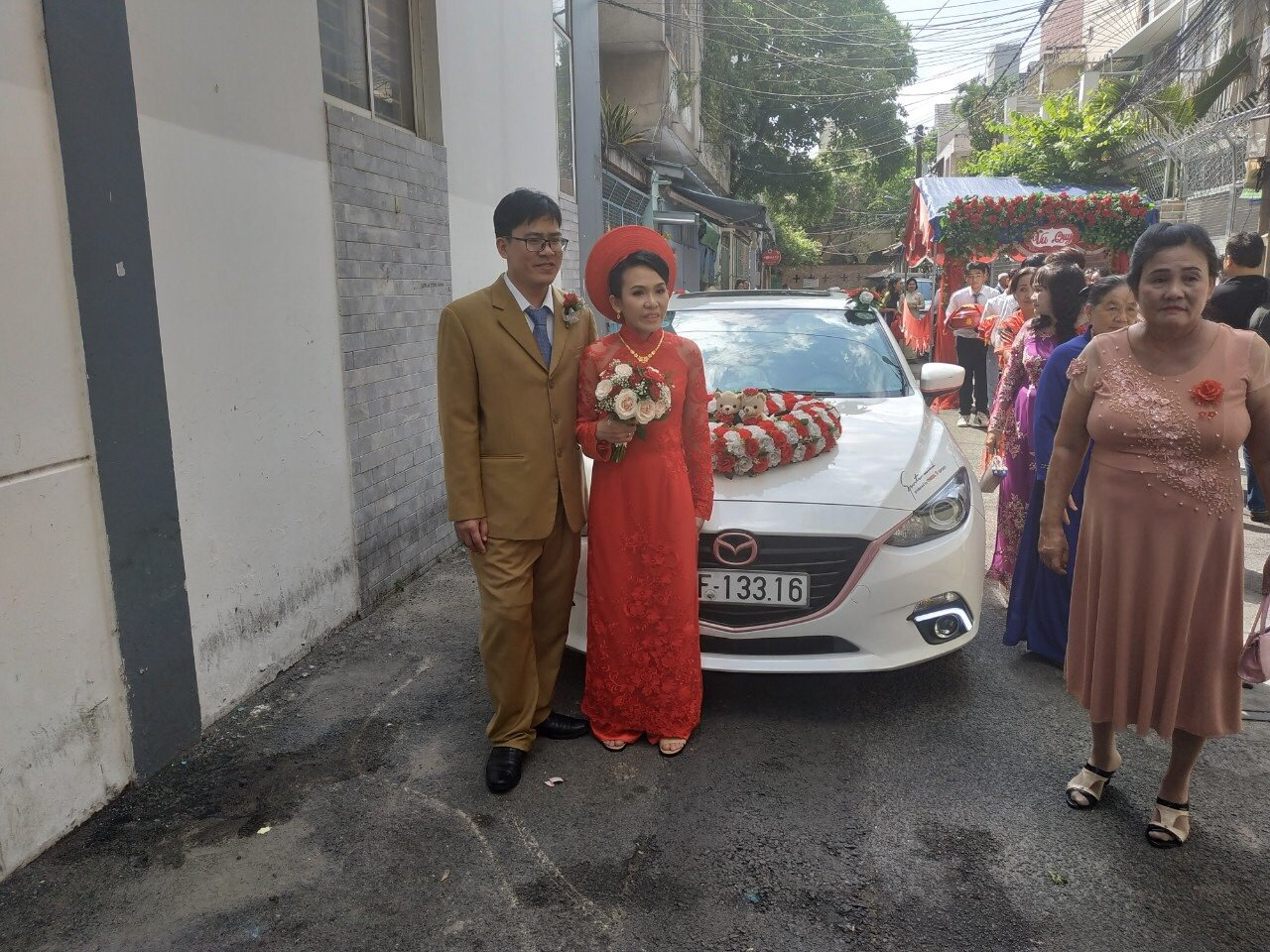 Thuê xe đám cưới TPHCM
