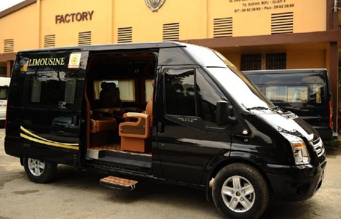 Thue Xe Thang Limousine