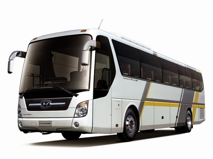 Xe 35 chỗ tại Huỳnh Gia đa dạng mẫu mã cho quý khách có sự chọn lựa