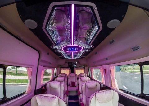 cho thue xe Limousine