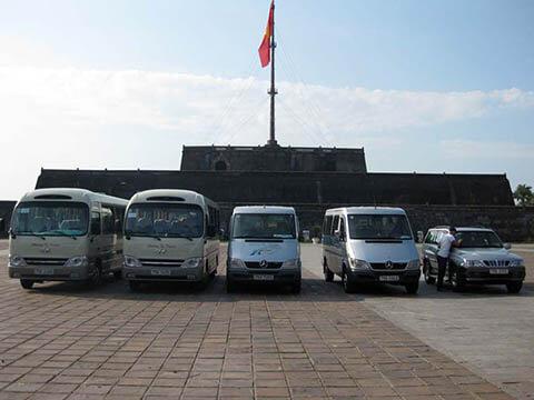 Thuê xe du lịch Huỳnh Gia