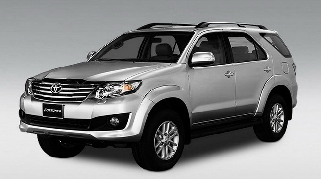 Xe fortuner cao cấp