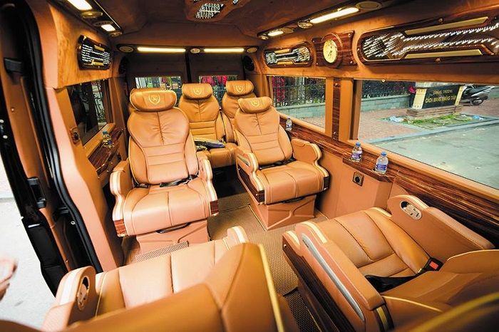 Thue Xe Limousine 3