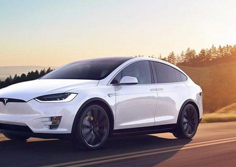 Tesla Model X Mobile