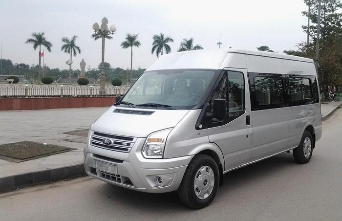 Ford Transit 16 Cho Hcm cực đẹp