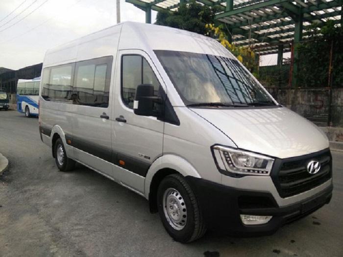 Xe du lịch 16 chỗ Hyundai Solati