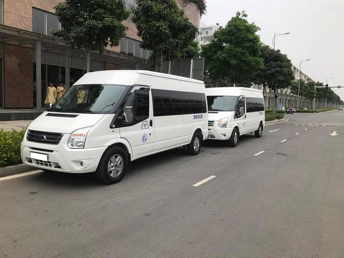 Tự tin và tự hào là dịch vụ cho thuê xe du lịch chuyên nghiệp