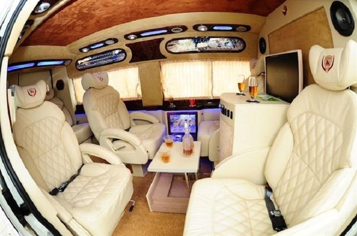 Dòng xe Limousine