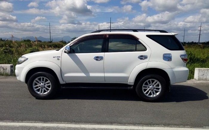Nhu cầu thuê xe 7 chỗ HCM ngày càng tăng