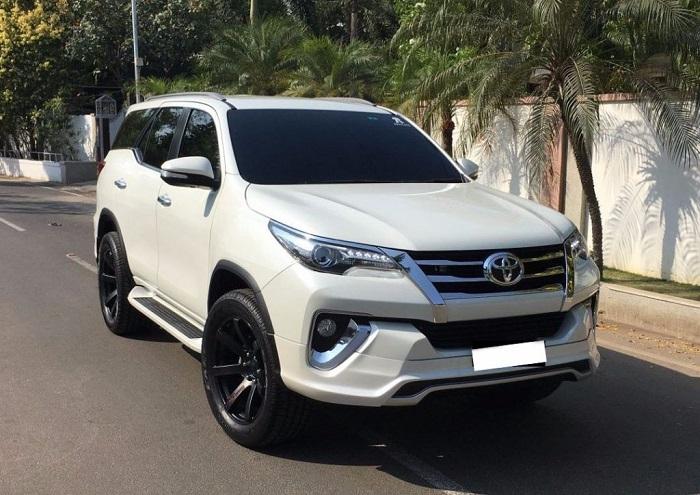 Huỳnh Gia- Địa chỉ cung cấp xe 7 chỗ cho thuê giá tốt