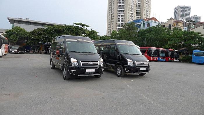 Nội dung thuê xe du lịch có hợp đồng