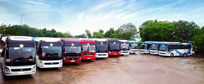 Đa dạng sự lựa chọn khi thuê xe du lịch Tết tại Huỳnh Gia