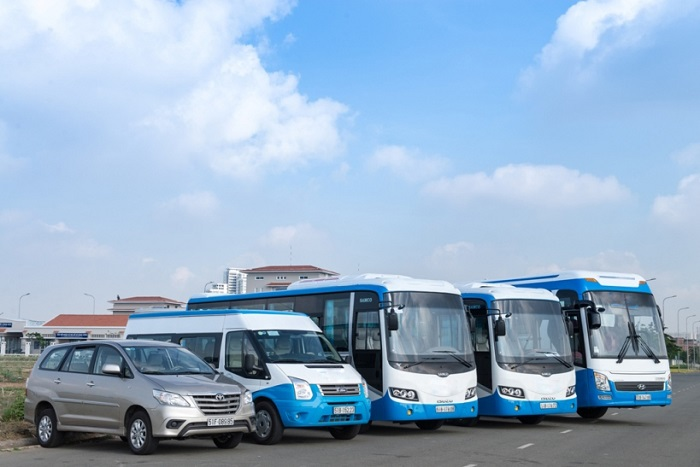 Huỳnh Gia-Mang tới giải pháp cho thuê xe du lịch chuyên nghiệp