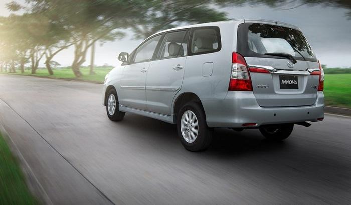 Lựa chọn Thuê xe 7 chỗ Innova tại Huỳnh Gia là sự lựa chọn hàng đầu bởi: