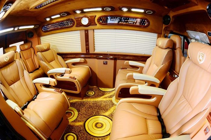 Huỳnh Gia- Cho thuê xe Limousine đi Vũng Tàu với mức giá siêu hấp dẫn vào dịp Tết