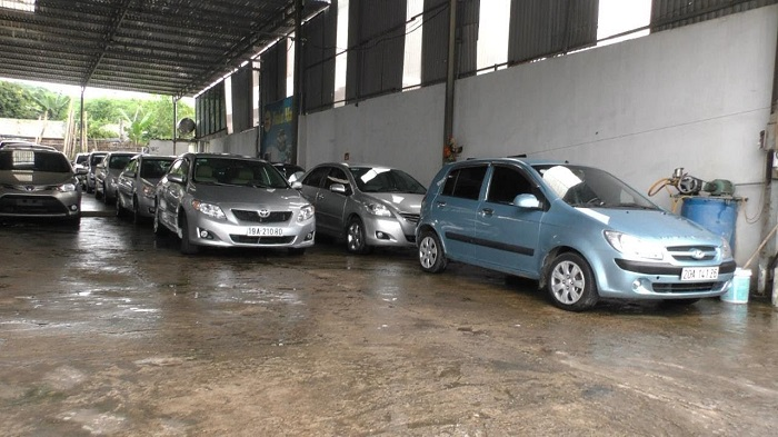 Đồng hành cùng công ty thuê xe uy tín số 1 tại thị trường Việt