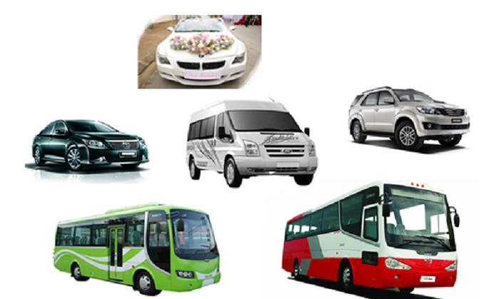 Báo giá thuê xe du lịch 2020 tại Huỳnh Gia