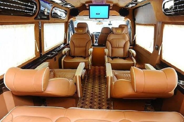 Tiện ích khi thuê xe limousine đi Vũng Tàu