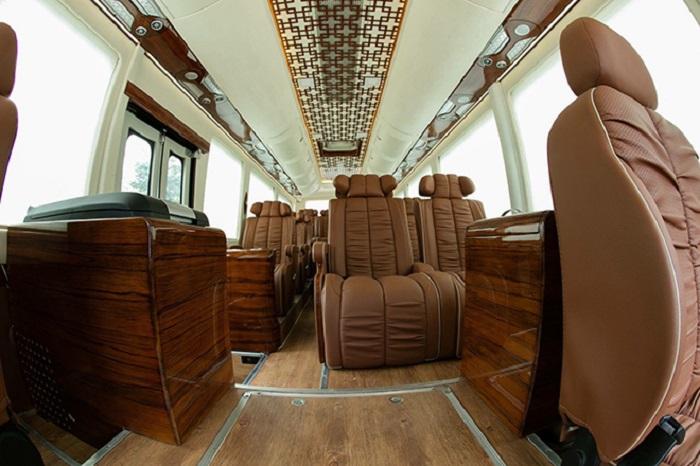 Xe limousine-Loại xe cao cấp