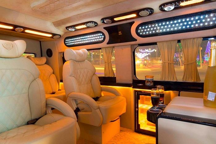 Limousine 9-Dòng xe cho thuê hot nhất hiện nay