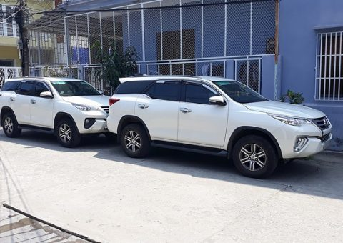 Thue Xe Fortuner 7 Cho 2