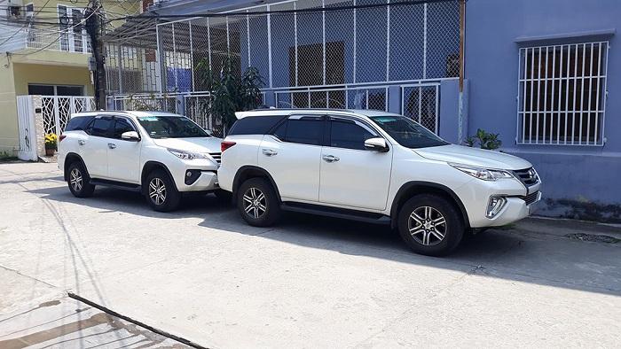 Ưu điểm của dịch vụ cho thuê xe Fortuner 7 chỗ tại Huỳnh Gia: