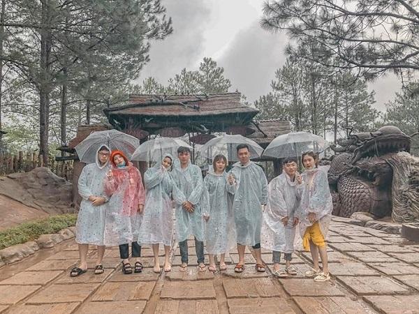 Du lịch Đà Lạt mùa mưa và những trải nghiệm nên thử 1 lần