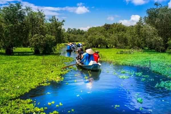 Du lịch mùa nước nổi có gì hút lòng du khách?