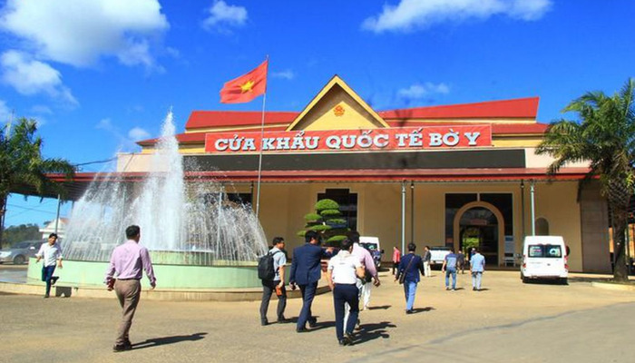 Cua Khau Bo Y