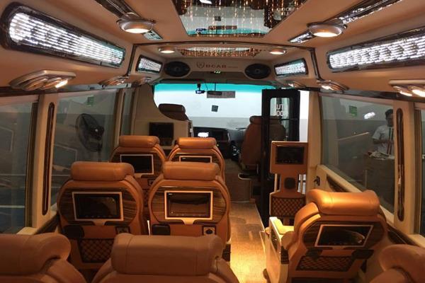 Thue Xe Limousine 9 Cho 3