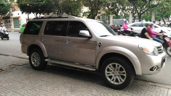 Bảng giá thuê xe 7 chỗ đi Đồng Nai phổ biến trên thị trường cho thuê