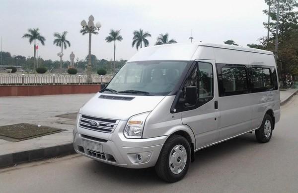 Lý do các bạn nên thuê xe du lịch 16 chỗ đi Nha Trang