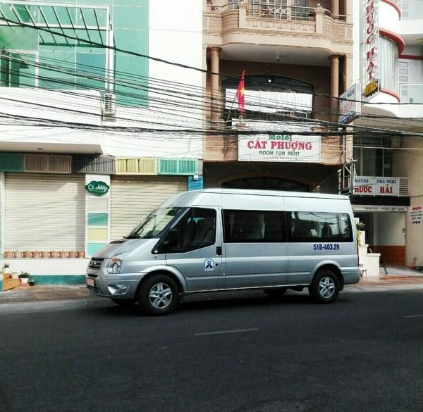 Bạn có biết giá thuê xe 7chỗ đi Bình Phước