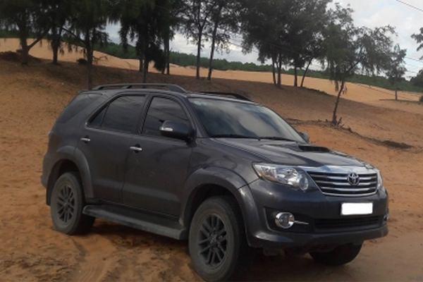 Kinh nghiệm thuê xe 7 chỗ quận Bình Tân