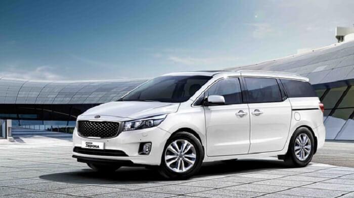 Cho thuê xe Sedona tự lái uy tín, chất lượng đi du lịch Bà Rịa - Vũng Tàu