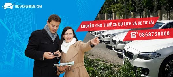 Thuê xe Huỳnh Gia chuyên cung cấp thuê xe 16 chỗ đi Kiên Giang