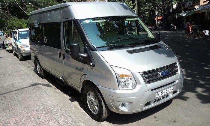 Thuê xe 16 chỗ đi du lịch Cần Thơ - Thuê xe Huỳnh Gia