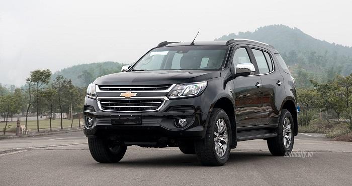Cho thuê xe 7 chỗ Chevrolet