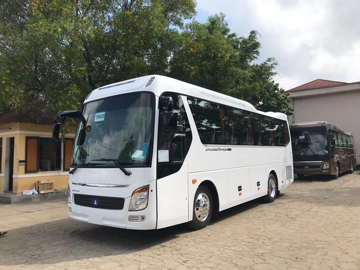 Đa dạng mẫu xe 29 chỗ ngồi cho thuê tại Huỳnh Gia