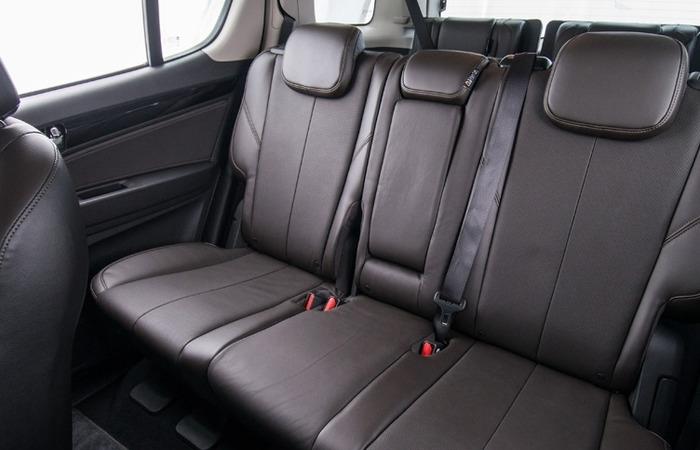 Thue Xe Chevrolet Trailblazer 1