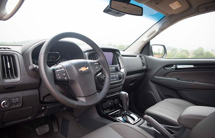 Thue Xe Chevrolet Trailblazer